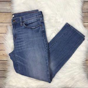 J. Crew Factory Skinny Ankle Jeans 30 U0872